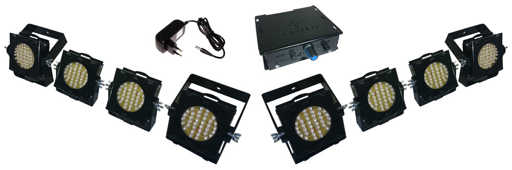 Kit Sequencial de Led Deltrônica